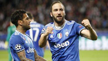 Higuaín encamina a la Juventus hacia Cardiff