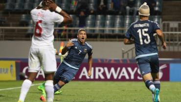 Mundial Sub-20: Argentina golea pero debe esperar