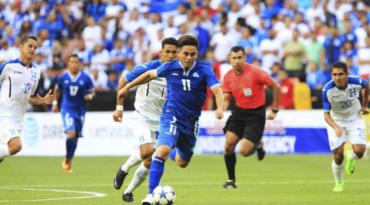 """El Salvador le saca el triunfo de la bolsa a la """"H"""" en partido amistoso"""