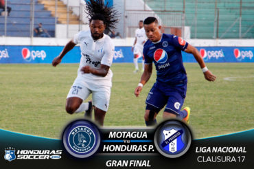Motagua va por su decimoquinta copa, Honduras P. por la remontada milagrosa