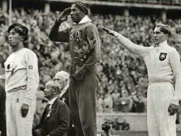 Subastarán dos medallas de Jesse Owens de los Juegos Olímpicos 1936