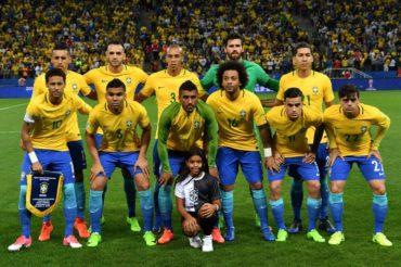 Brasil sigue al frente de clasificación FIFA, Argentina segunda