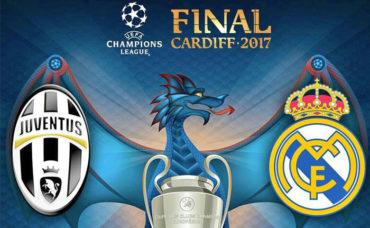 Despues de 19 años, Juventus y Real Madrid se reencontrarán en una final de la Champions League