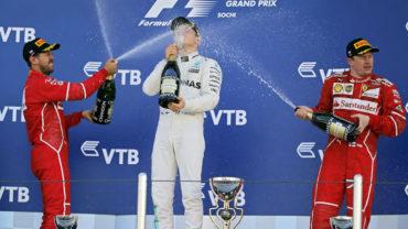 Valtteri Bottas logró su primera victoria en Fórmula 1