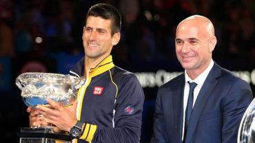 Djokovic recurre a Agassi como entrenador para Roland Garros