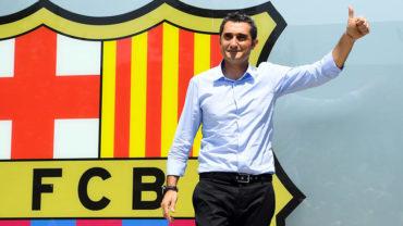 """Valverde: """"Intentaré hacer del Barça un club todavía más grande"""""""