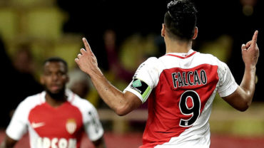 """Radamel Falcao: """"Estoy en paz en el Monaco"""""""