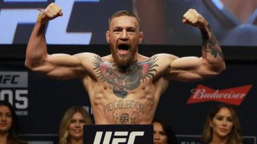 Conor McGregor solicitó licencia de boxeo en Nevada