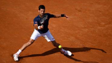 Novak Djokovic avanzó a cuartos en Masters de Roma