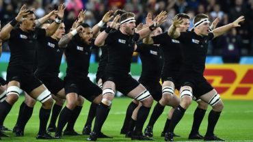 Selección de rugby de Nueva Zelanda ganó el Princesa de Asturias