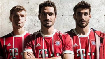Bayern Munich presume su nueva piel