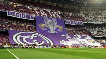 Decidme que se siente: Milán-Lisboa: el tifo más polémico en Champions