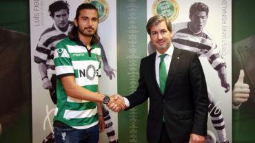 El hijo de Bebeto fichó con el Sporting de Portugal