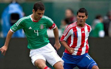 México enfrentará a Paraguay previo al partido ante Honduras