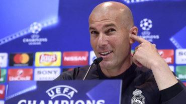 """Zidane: """"Real Madrid va a dar lo máximo ante el Atlético"""""""