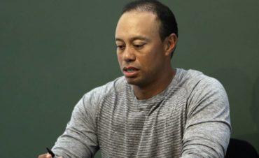 Tiger Woods haría una rehabilitación a sus adicciones para no perder a sus hijos