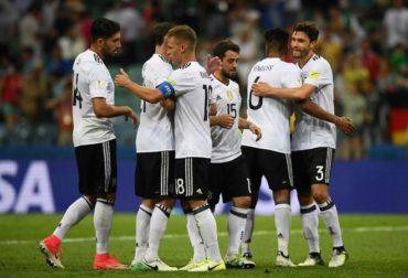Alemania arrolló y bailó a México en la semifinal de la Copa Confederaciones