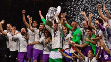Europa tiene dueño; Real Madrid, primer bicampeón de la Champions League