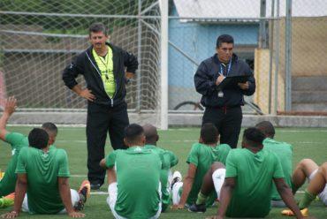 Mauro Reyes comenzó sus trabajos de Pretemporada con el Juticalpa FC
