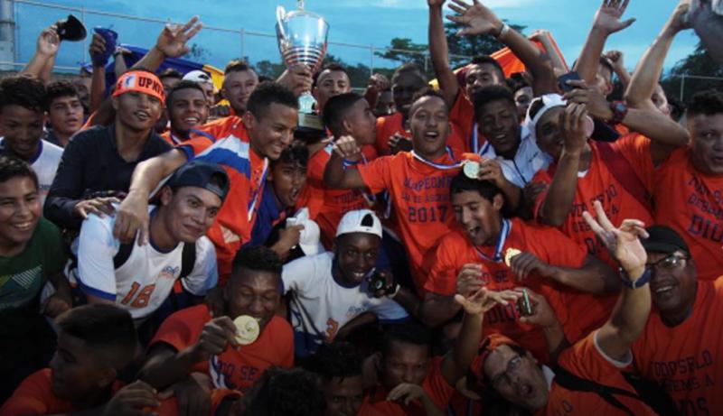 La UPNFM se proclamaron campeones del torneo Clausura de la Liga de Ascenso