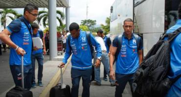 """La """"H"""" regresó golpeada a San Pedro Sula"""