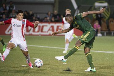 """Portland Timbers venció al San José de """"Muma"""" Bernárdez"""