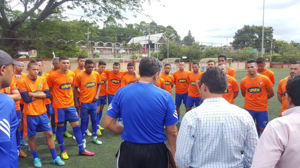 Los Lobos de la UNPFM iniciaron su Pretemporada de cara al Torneo Apertura 2017