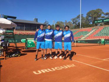 Tenista Hondureños hacen historia en la Copa Davis Zona III Americana