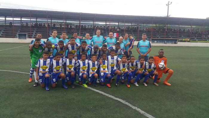 El Victoria participara en el campeonato Sub-13 de Concacaf en México