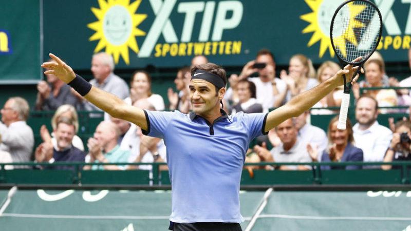Federer, muy cerca de Djokovic en clasificación de ATP