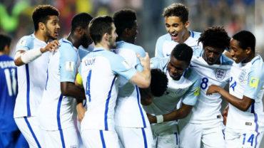 Inglaterra Sub-20 disputará su primera final y lo hará ante Venezuela