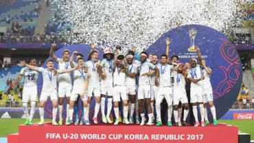 Inglaterra acabó con sueño venezolano y es campeón Sub-20