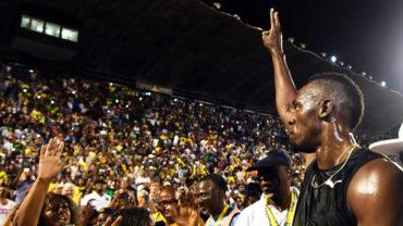 Adiós de leyenda; Usain Bolt corrió por última vez en Jamaica