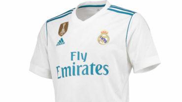 Real Madrid presume nuevo uniforme para la próxima temporada