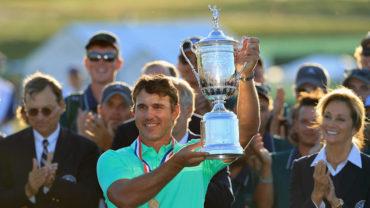 Brooks Koepka conquistó el US Open e igualó récord