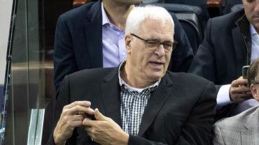 Phil Jackson renunció a los Knicks tras pésimo desempeño