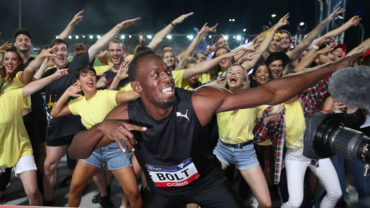 Usain Bolt competirá en el evento Golden Spike en junio