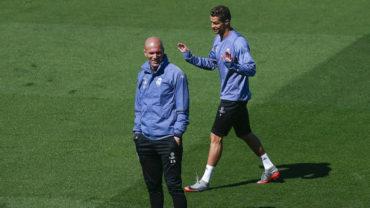 """Zidane: """"Si hubiera jugado con Cristiano, la estrella sería él"""""""