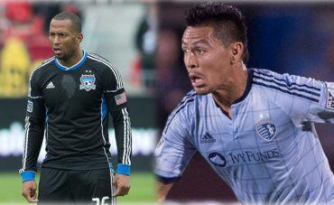 """""""Muma"""" Bernárdez y Roger Espinoza se vieron las caras en la MLS"""