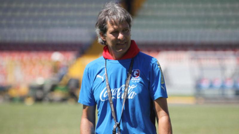 """Carlos Restrepo: """"Queremos que el equipo vuelva a conquistar un título mas"""""""