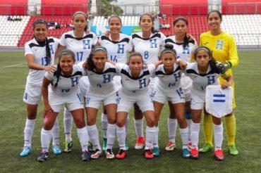 """La """"H""""  Sub-20 Femenina no pudo ante su similar de El Salvador"""