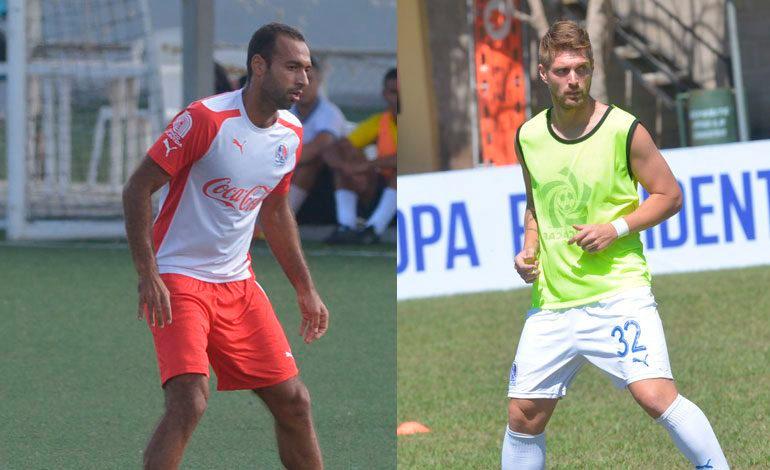 Fabio de Souza y Walter García estarán quedando fuera del Olimpia