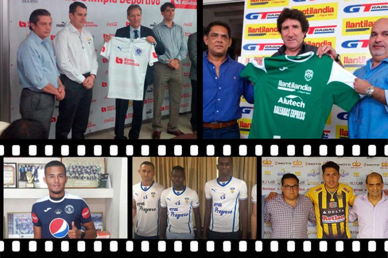 Equipos de la Liga Nacional abren sus chequeras