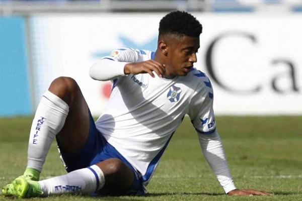 Anthony Lozano es duda por lesión para el repechaje con el Tenerife