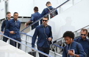 Juventus llegó a Cardiff con el objetivo de ganar la Champions League