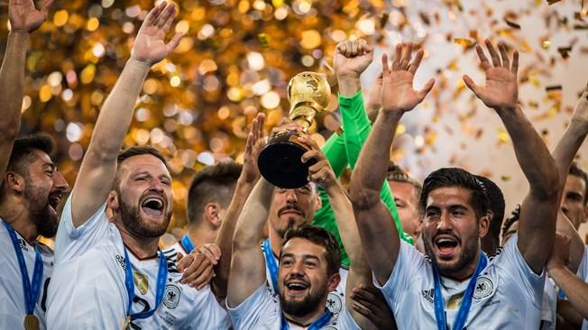 Alemania vuelve al primer puesto en el Ranking FIFA tras dos años