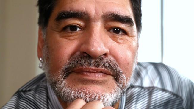 """Maradona: """"Con tecnología, mi gol a Inglaterra no hubiese contado"""""""