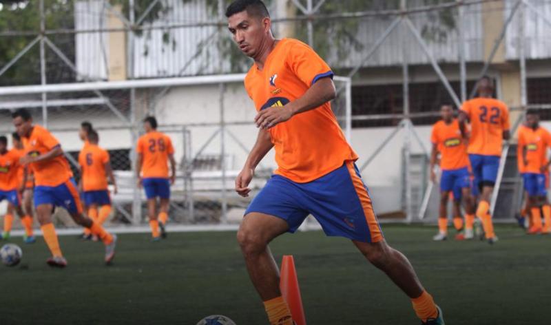 Irvin Reyna llega a la la UPN como primer fichaje para el Torneo Apertura