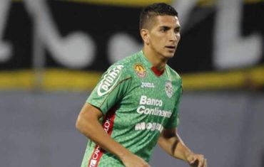 Johnny Leverón es nuevo jugador del Marathón