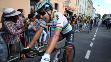 Rechazan apelación de Sagan; quedó descalificado del Tour